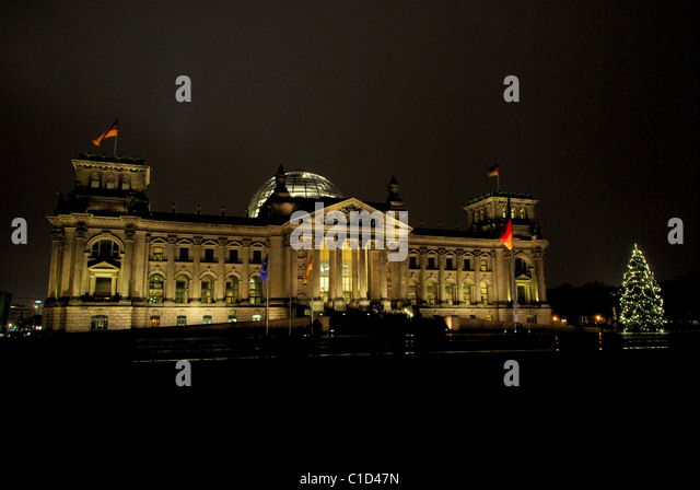 reichstag christmas stock photos reichstag christmas. Black Bedroom Furniture Sets. Home Design Ideas