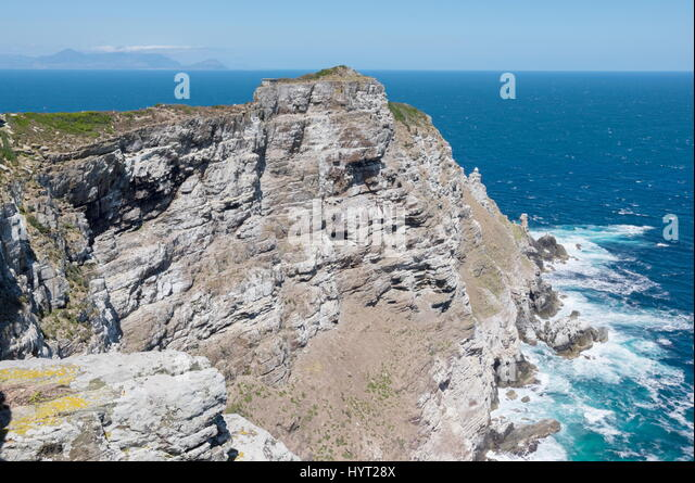Cape Point  South Africa - Stock Image