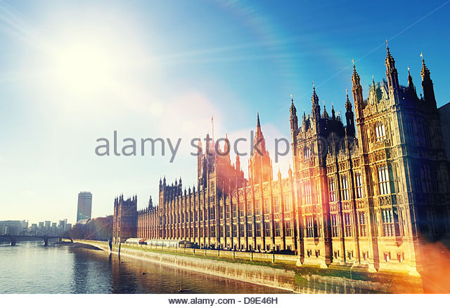 sunshine parliament - Stock Image