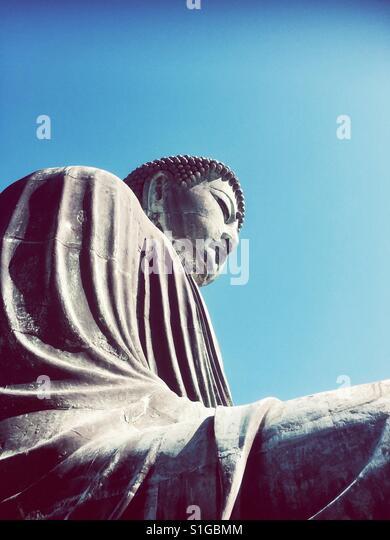 The great Buddha of Kamakura - Stock-Bilder