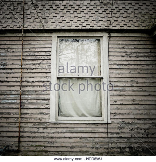 Old Pink House - Stock Image