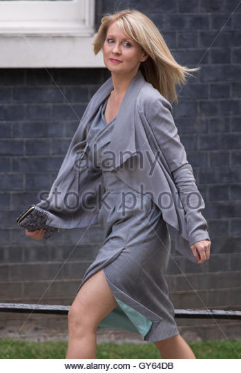 File photo dated 15/07/14 of former Conservative MP Esther