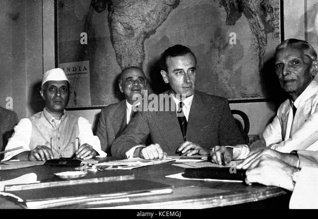 nehru and partition Before midnight: nehru, mountbatten and jinnah  nisid hajari has written a  very readable book about the politics of partition, detailing the.