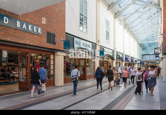 Portsmouth clothing stores