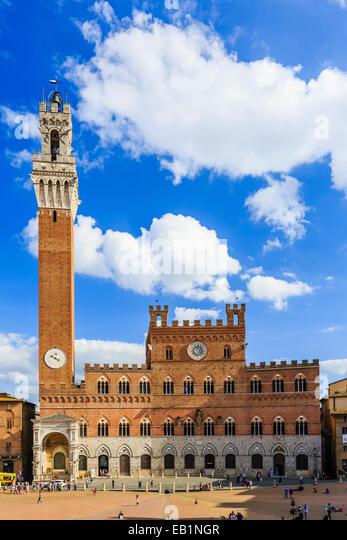 Siena, Italy - Stock Image