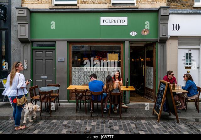Italian Tapas Restaurant Near Covent Garden