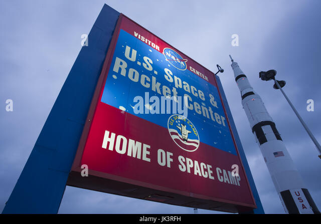 us space and rocket center sign - photo #4