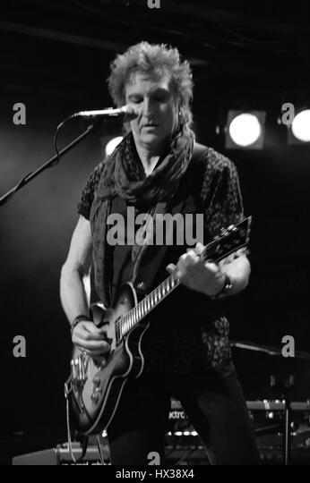 Carl Carlton performes in the club Fabrik, Hamburg, Germany - Stock-Bilder