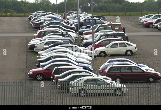 Long Stay Car Park Gosport