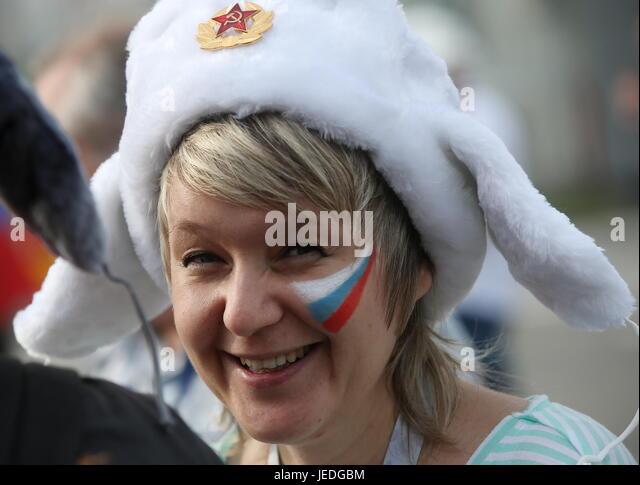 Ushanka Hat Stock Photos Amp Ushanka Hat Stock Images Alamy
