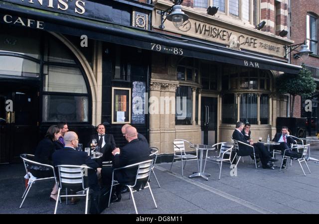 Irish pub terrace stock photos irish pub terrace stock for Terrace 6 pub indore