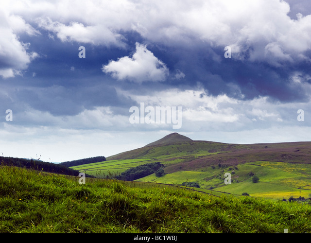 Peak District, Derbyshire, England - Stock Image