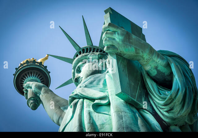 Statue of Liberty, New York - Stock-Bilder
