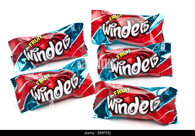 Real Fruit Winder - Strawberry