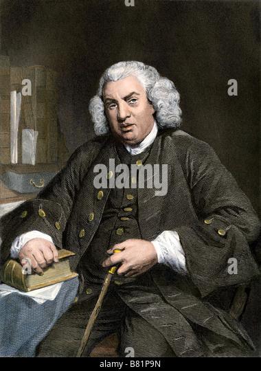 Dr Samuel Johnson Stock Photos Amp Dr Samuel Johnson Stock