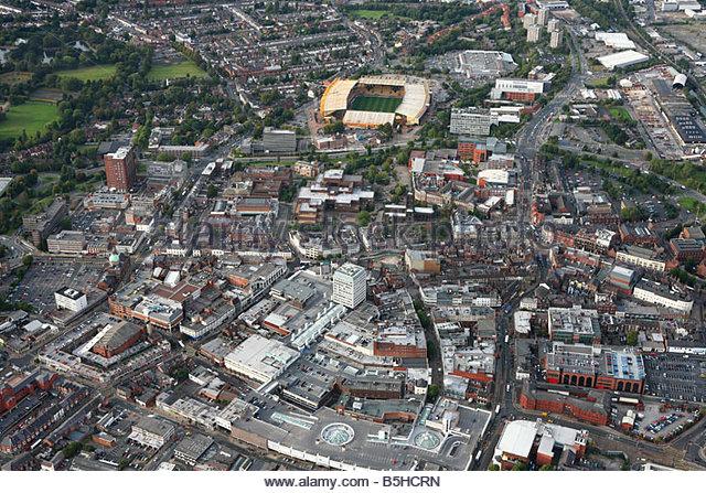 Wolverhampton Wanderers Stock Photos & Wolverhampton