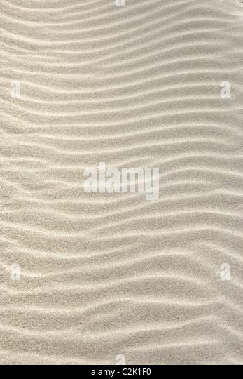 Ripples In The Sand - Stock-Bilder