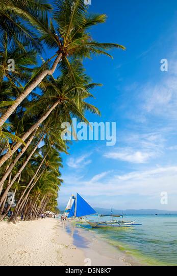 Boracay - Stock-Bilder