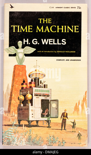 a literary analysis of the time machine by h g wells Enact the impossible1 in h g wells's the time machine: an invention, such an   complex temporal theme and adds to the horror of (and the dinner-guests'.