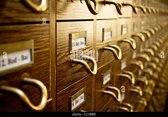 Library Catalog Stock Photos Amp Library Catalog Stock
