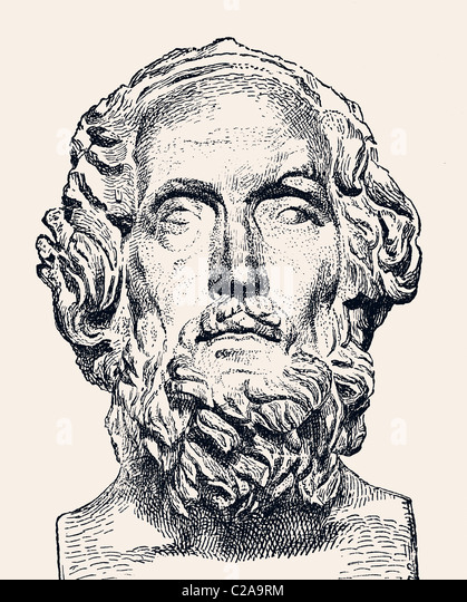 an analysis of the work of homer an ancient greek blind poet Samples → literary analysis → homers characters  despite homer's work being highly influential in the ancient  the renowned greek poet homer had many.