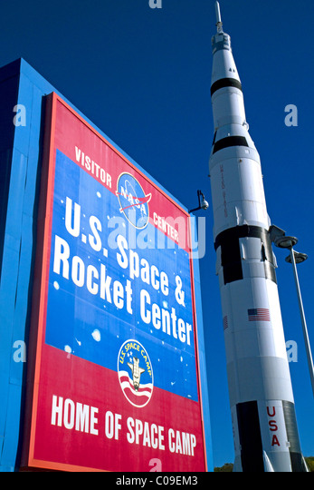 us space and rocket center sign - photo #3