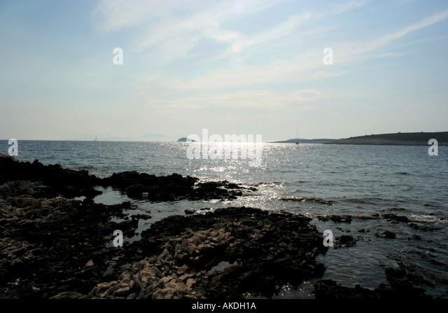 Mlini Beach Pakleni Islands