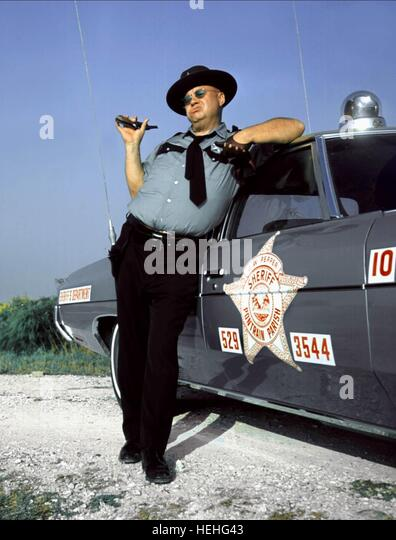 CLIFTON JAMES JAMES BOND: LIVE AND LET DIE (1973) - Stock Image