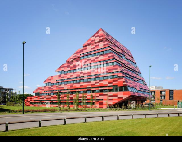 Jubilee Campus, Nottingham University - Stock Image