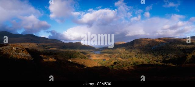Ladies View, Killarney, Co Kerry, Ireland - Stock Image