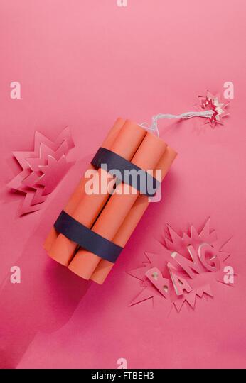Bang! - Stock Image