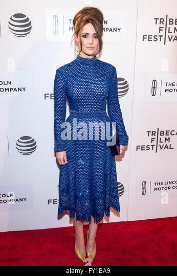 New York, NY, USA. 19th Apr, 2016. Rose Byrne at arrivals for THE MEDDLER Premiere at 2016 Tribeca Film Festival, - Stock Image