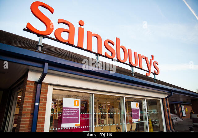 Sainsburys Logo Stock Photos & Sainsburys Logo Stock ...