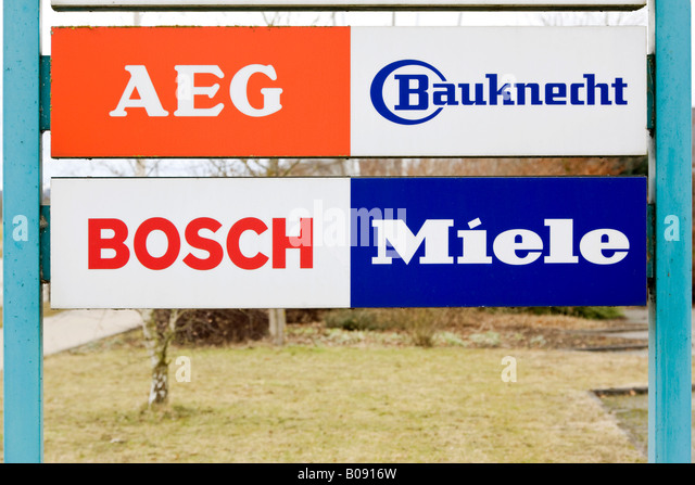 Bosch Logo Stock Photos Bosch Logo Stock Images Alamy