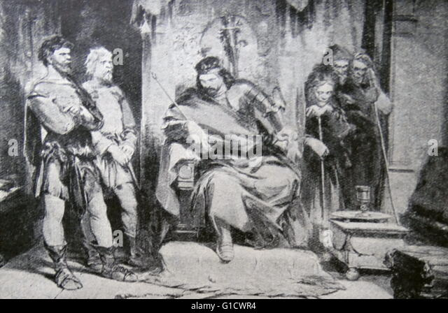 how many murderers in shakespeares macbeth Students search an online version of shakespeare's macbeth for clues to the motives behind macbeth's precipitous descent into evil  shakespeare's macbeth: fear and the motives of evil.