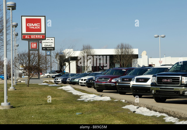 Trucks At Dealership Stock Photos Trucks At Dealership Stock Images Alamy