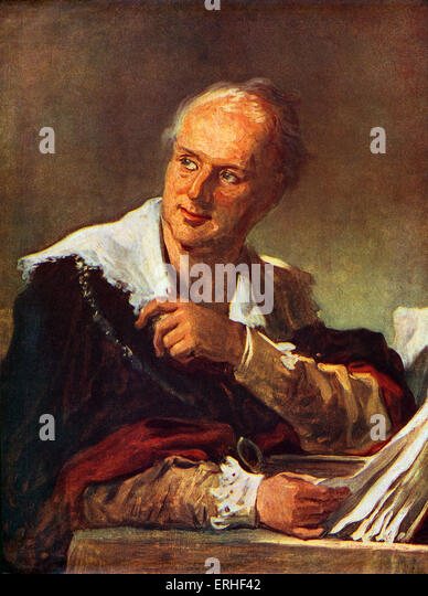 Denis Diderot — biography