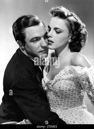FOR ME AND MY GAL 1942 MGM film musical with Judy Garland and Gene Kelly - Stock-Bilder