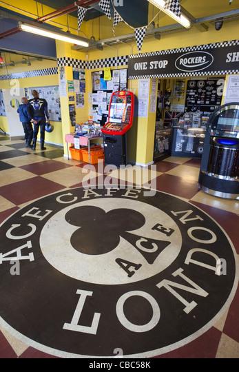Ace Cafe London England