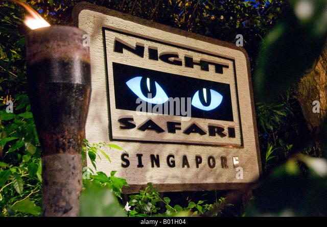 singapore zoo night safari stock photos singapore zoo. Black Bedroom Furniture Sets. Home Design Ideas