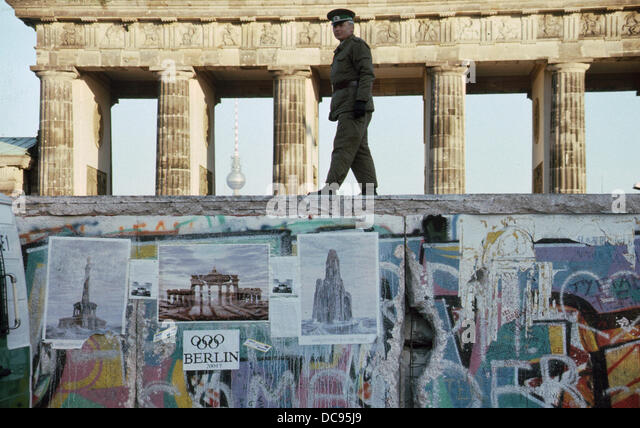 "opening of the berlin wall November 9, 2009 marks the 20th anniversary of the fall of the berlin wall and the advent of freedom and democracy in eastern europe as we know it today""general secretary gorbachev, if you seek peace, if you seek prosperity."