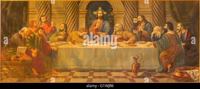 Church mass spain stock photos church mass spain stock for Wine painting san antonio