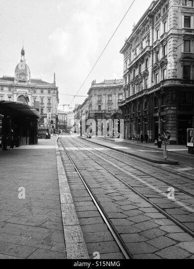 Milan - Stock Image