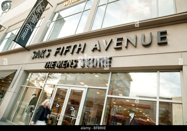 Saks Fifth Avenue USA