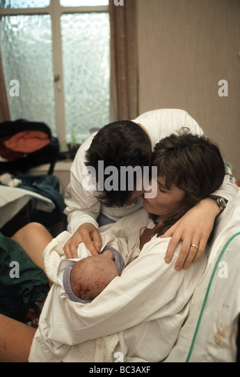 relationship with husband after birth