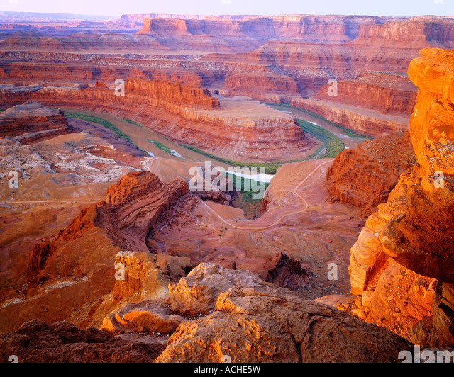 Dead Horse Point - Stock Image
