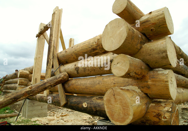 Loghouse Stock Photos Loghouse Stock Images Alamy