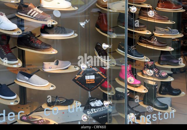 Shoe Shop Sutton Surrey