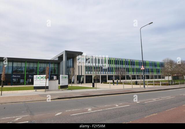 Barking And Dagenham College Rush Green Campus