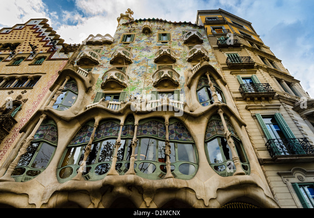 Modernista stock photos modernista stock images alamy - Casa modernista barcelona ...